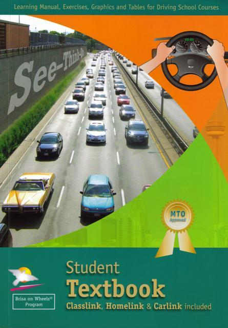 beginner driving education textbook ontario